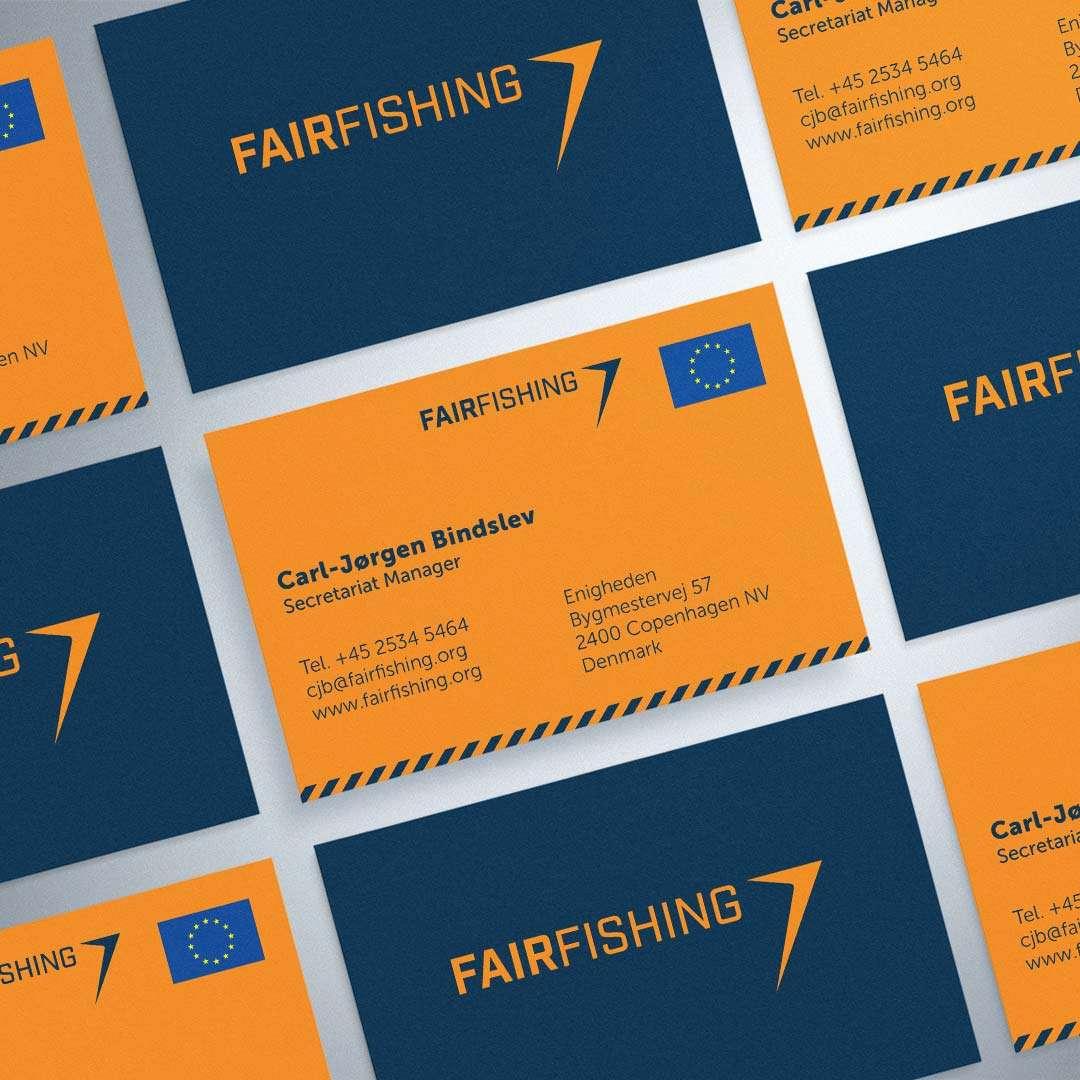Fairfishing business card
