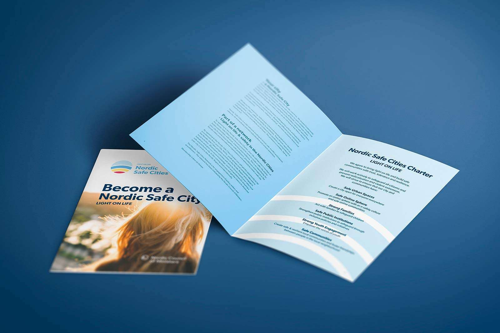 Nordic Safe Cities folder