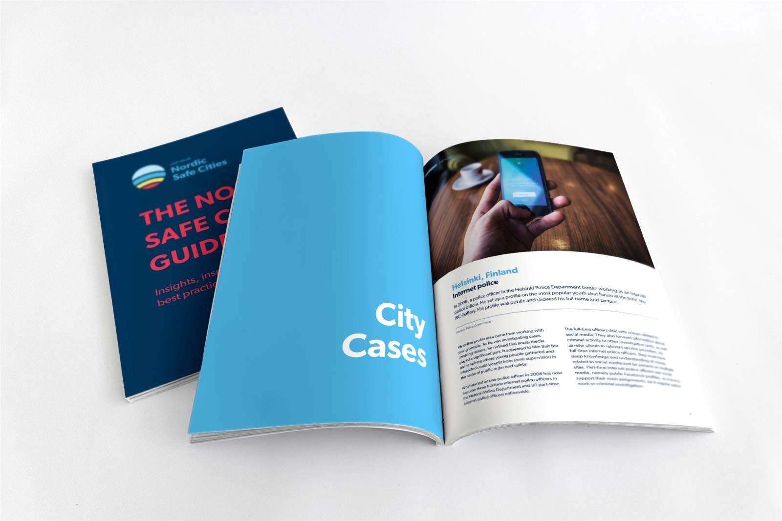 Nordic Safe Cities Manual