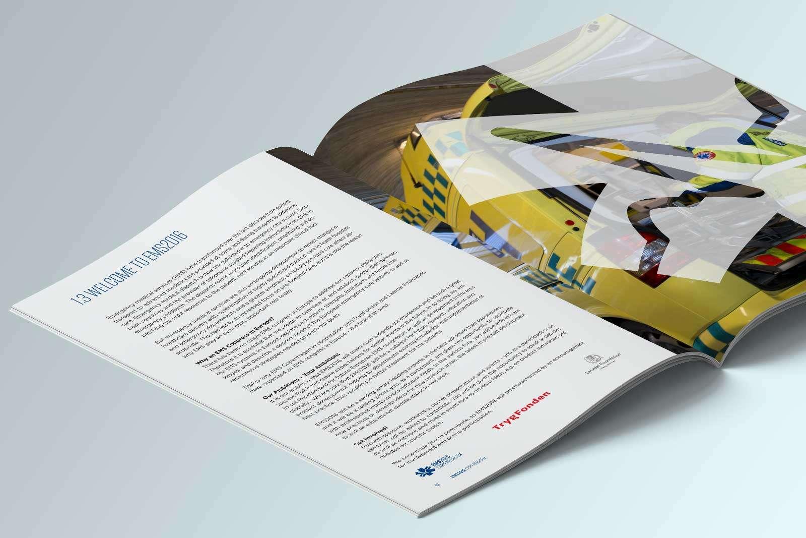 EMS Europe program spread