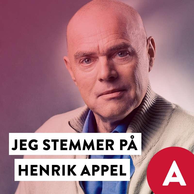 Stem Henrik Appel Social Media image with Flemming Pless