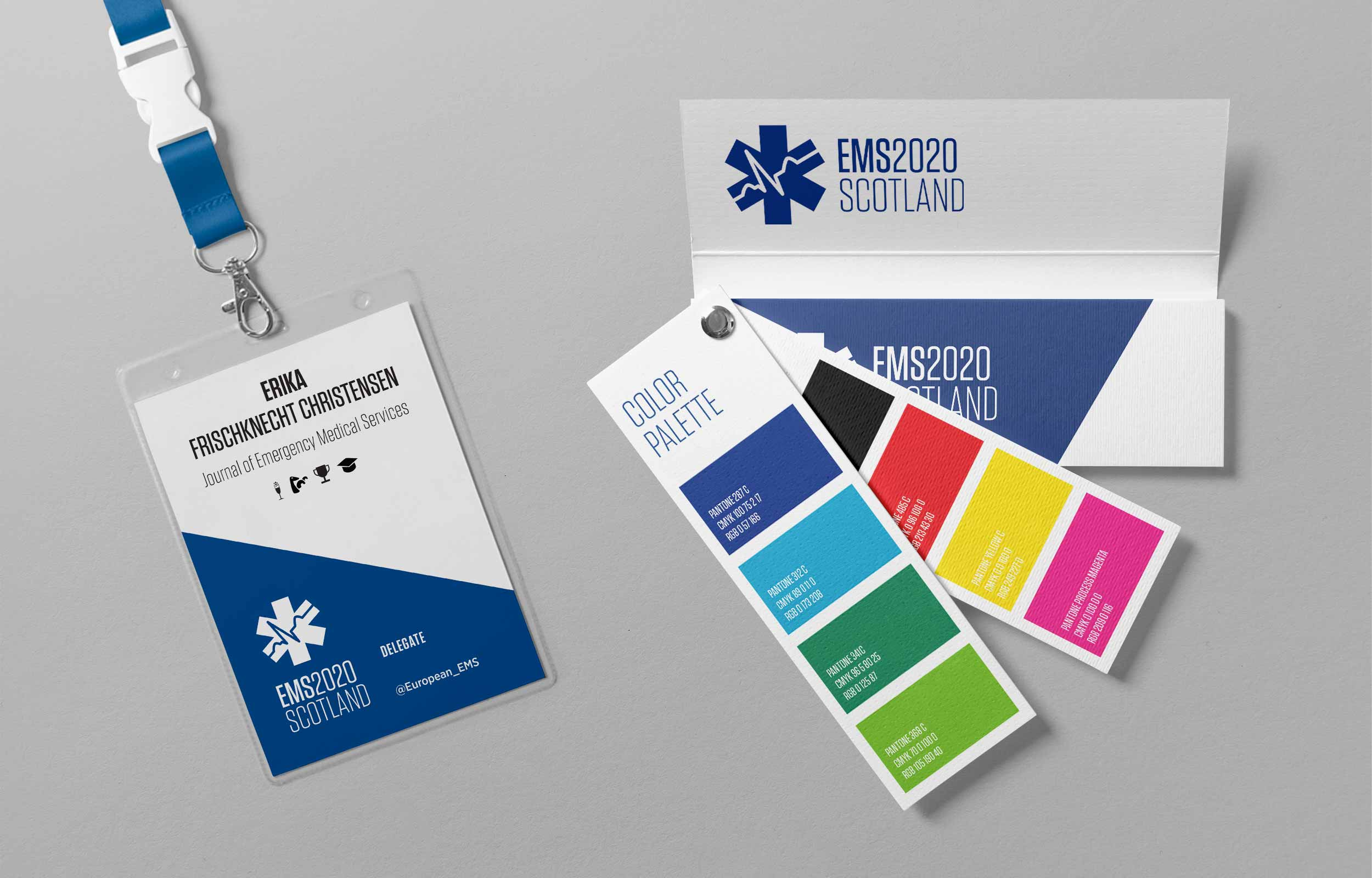 EMS Europe Color Palette
