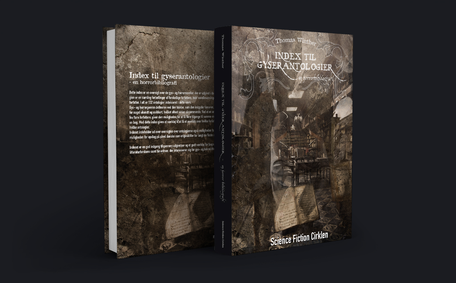 Book cover design and illustration